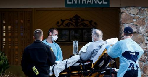 US Reports 1,997 Coronavirus Deaths In Last 24 Hours: Report