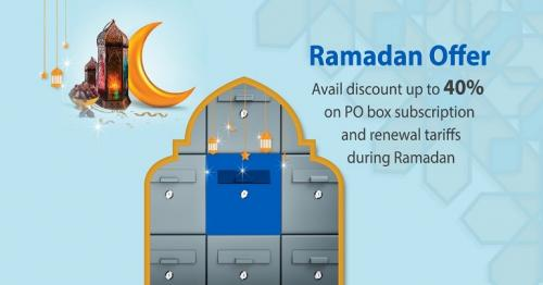 Ramadan: Oman Post offers discounts on services