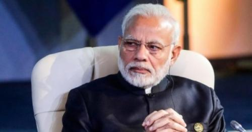 Indian PM Modi announces $250bn relief package for India