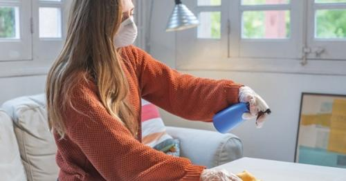Top tips to deep clean for health and safety