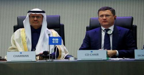 Saudi Arabia and Russia committed to achieving oil market stability
