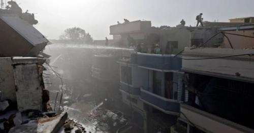 """Saw Fire Everywhere, No One Was Visible"": Pakistan Plane Crash Survivor"