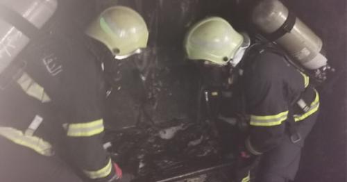 Fire breaks out in house in Oman