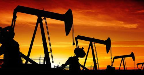 Oman oil price declines