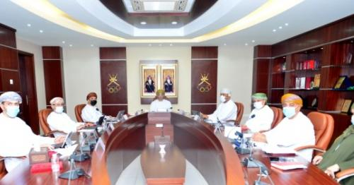 Oman Olympic Committee holds meeting