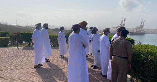Roads in Dhofar inspected by Minister