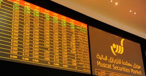 Oman's share index rises marginally