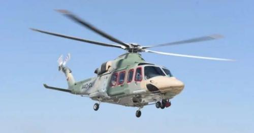 Police aviation conducts rescue of injured hiker in Oman