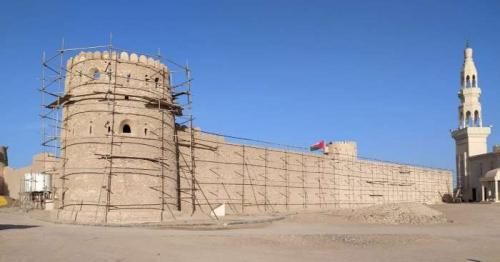 Restoration work at Ras Al Hadd begins