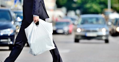 EA conducts poll on ban of plastic shopping bags