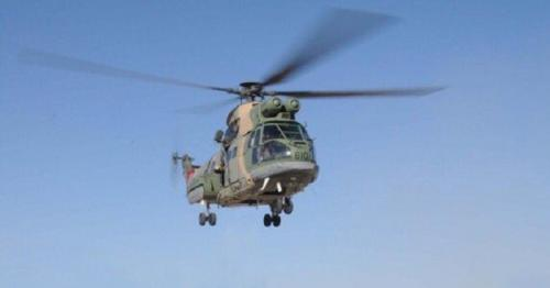 Four citizens missing at sea rescued by Royal Air Force of Oman