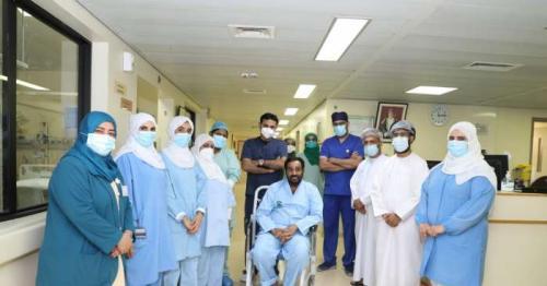 Rustaq Hospital becomes COVID-free