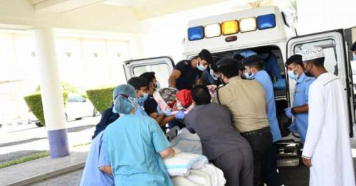 PACDA assists in transporting woman to hospital in Oman