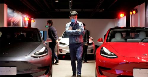 Tesla sold record 56006 China made vehicles in Sept