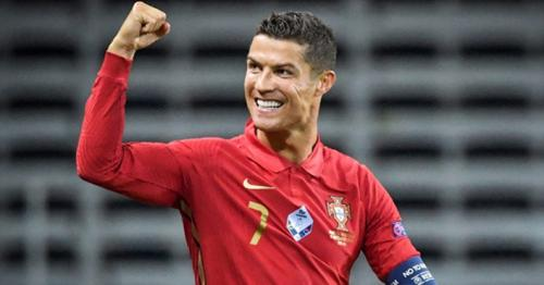 Cristiano Ronaldo Scores On European Record 181st International Appearance