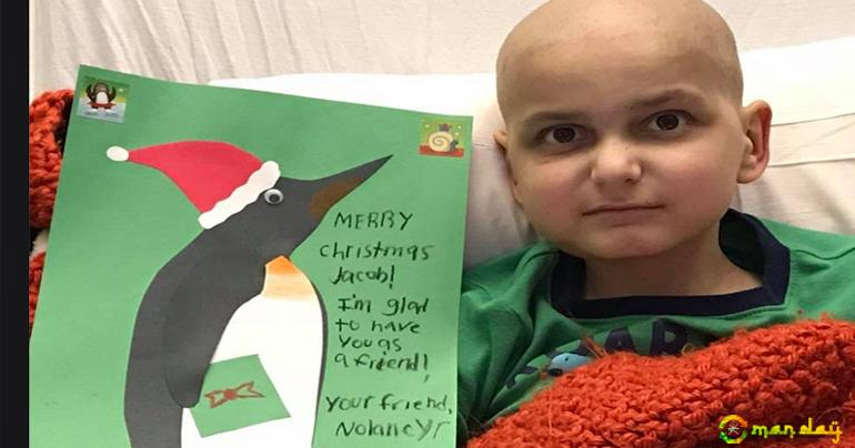 Greeting cards sought for sick boy who may not see christmas m4hsunfo