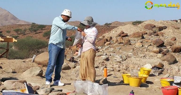 Five ancient sites dating back to Um Al Nar era found in Saham