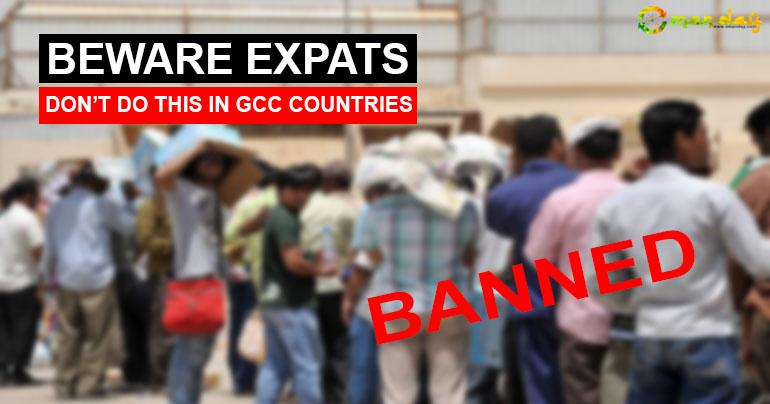 GCC Wide Ban on Deported Expatriates of GCC Countries