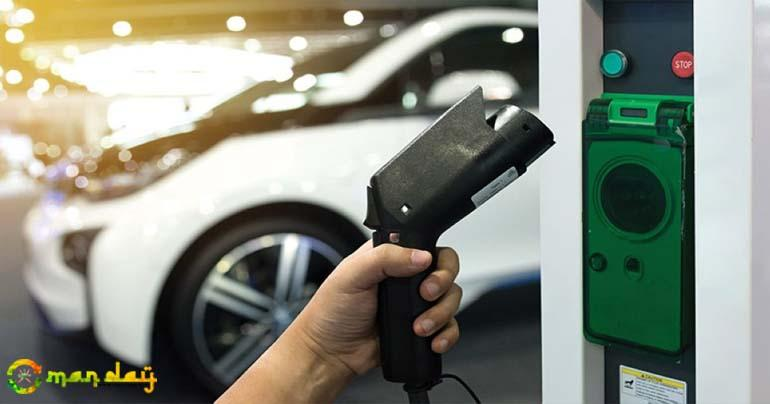 Electric Vehicle charging station opened at SQU