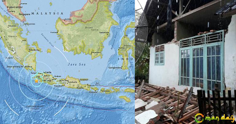 BREAKING NEWS: Powerful 6 4 magnitude earthquake strikes off