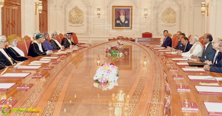Oman, India to expand partnership