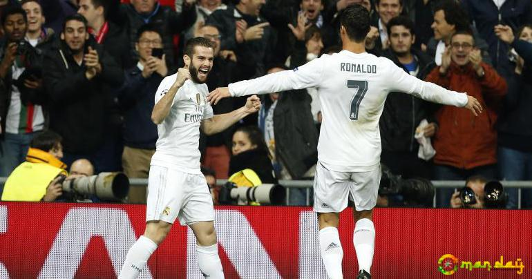 Cristiano Ronaldo creates another Champions League record after brace against PSG