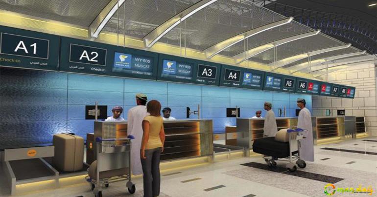 Oman Air Baggage Policy