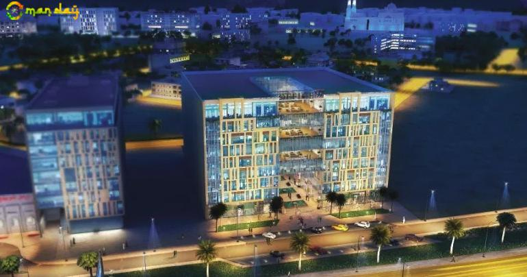 AQAR launches new official buildings in Muscat
