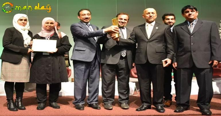Oman wins award for knowledge access app