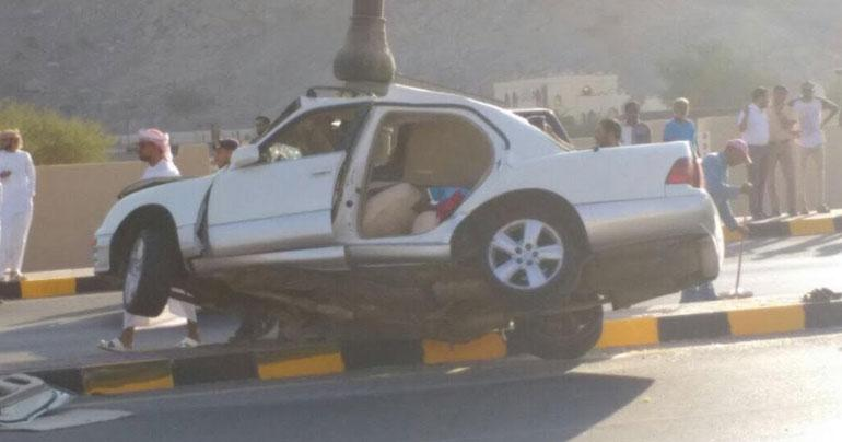 Two Indian expats dead, one fighting for life after road crash in Oman