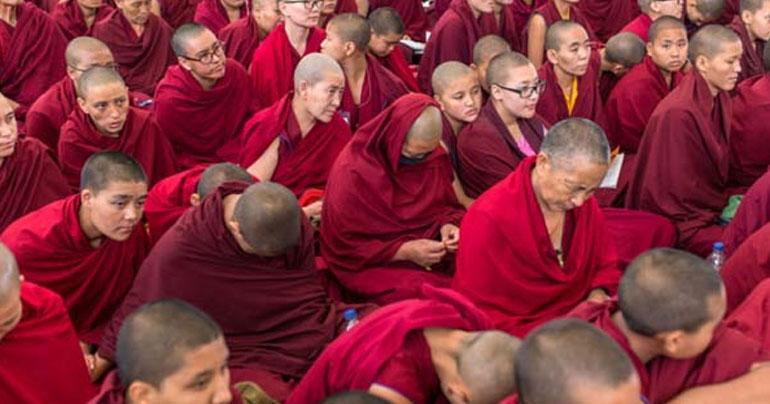China bans wrongly educated India trained monks