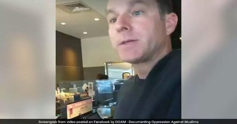 Coffee shop refuses to serve man who insults Muslim woman in California
