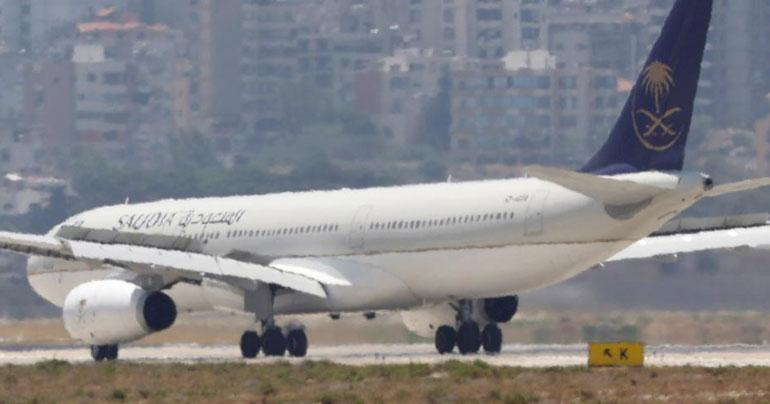 Saudi plane makes emergency landing in Jeddah, Several injured