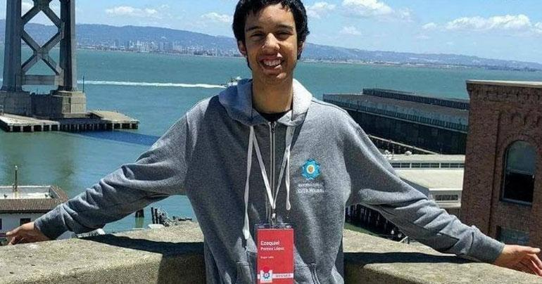 This 17 year old found a critical security hole in Google!