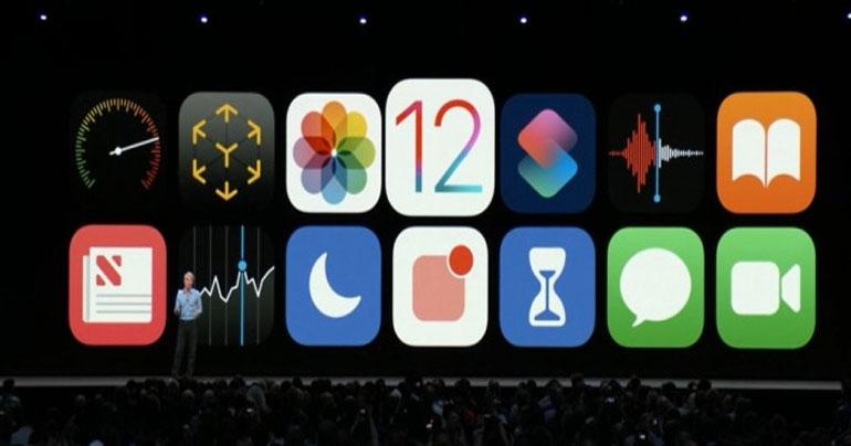 Apple just announced new iOS 12 at WWDC 2018