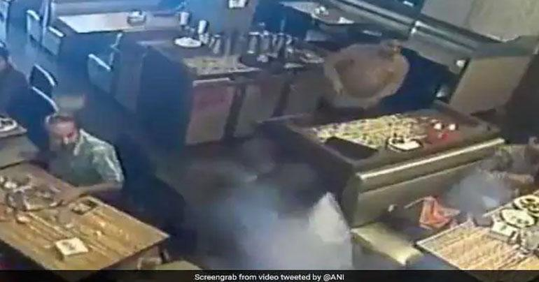 WATCH: Mobile phone explodes inside man's pocket in Mumbai