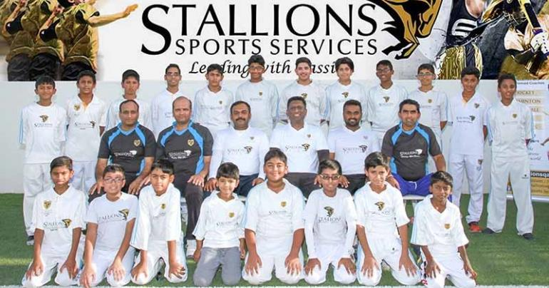 Stallions Cricket Team Qatar
