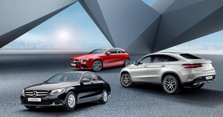MERCEDES-BENZ OMAN ANNOUNCES OFFER ON PASSION-EVOKING MODELS