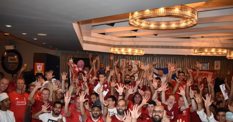 Liverpool Champions League, Oman Reds