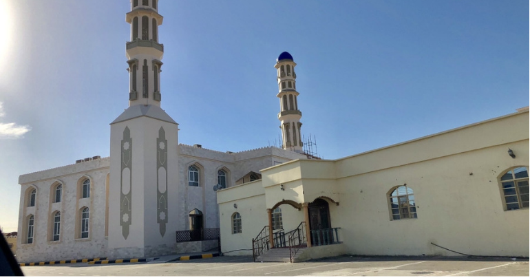 expat,businessman,  mosque,oman