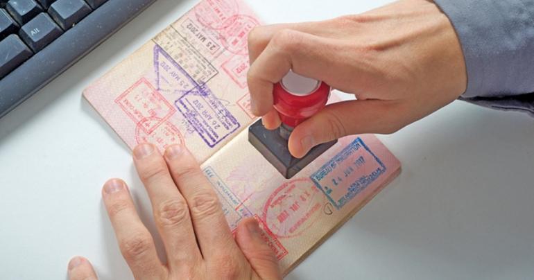 Sponsored visa, Oman, Online