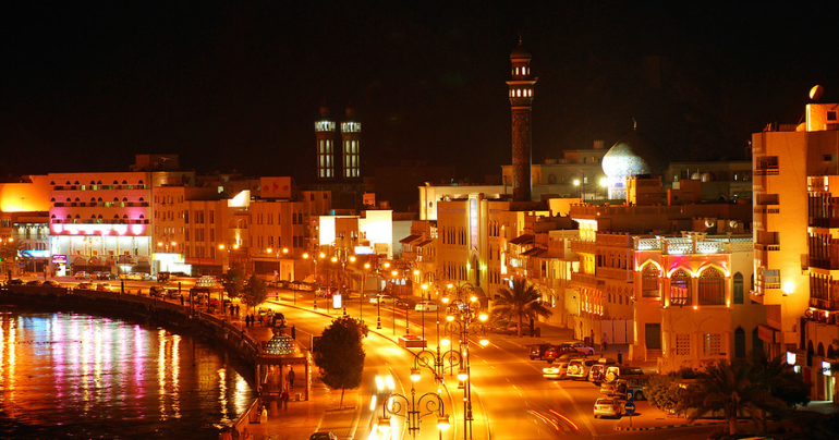 NightLife,Oman,Muscat