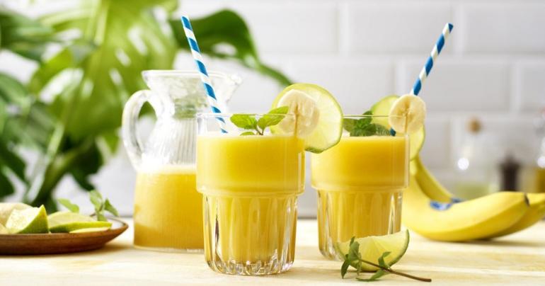 Summer, Mocktails, Healthy Drink, Oman
