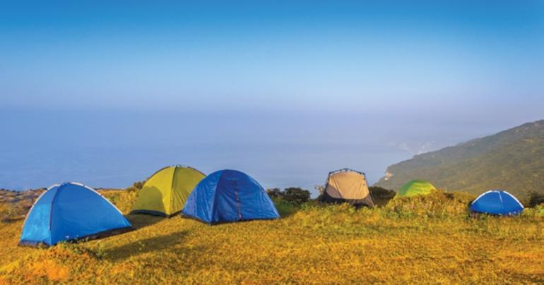 Camping season, Dhofar, Oman