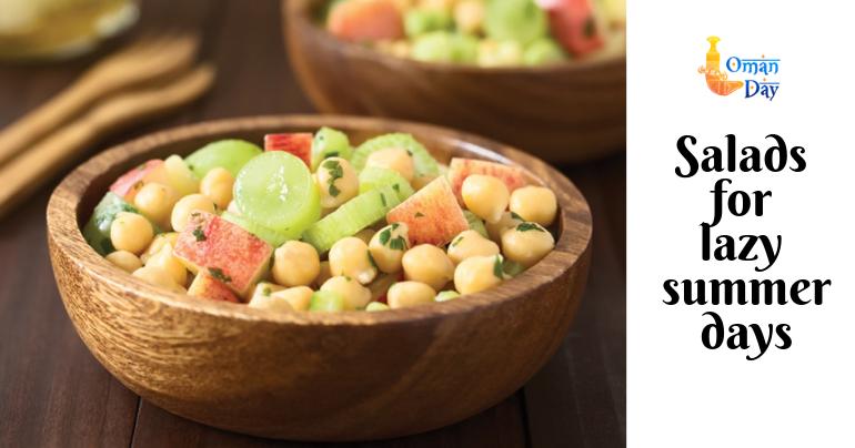 Health Blog, Oman Blog, Salads Recipes, Salads for Summer, Latest health blog, Health care,  Oman day, Times of Oman, Non-veg salad recipes, Food Blog, Food Blogs in Oman