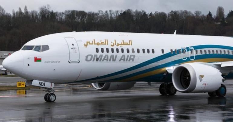Oman latest news, Oman Air, Oman air canceled flights, Latest oman news, muscat news, Boeing 737 max airplane, current oman news