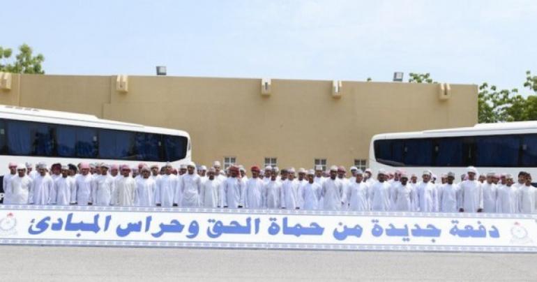 latest Oman news, more high school graduates join Royal Oman Police, Royal Oman Police,  latest Muscatnews, oman news, Job news, Oman recruitment news, OmanDay