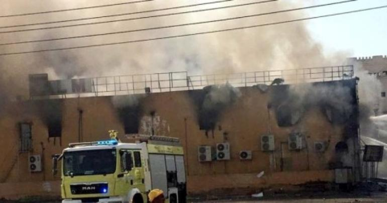Fire breaks out at shopping centre in Oman, Latest Oman news, Muscat news, North Al Batinah Governorate