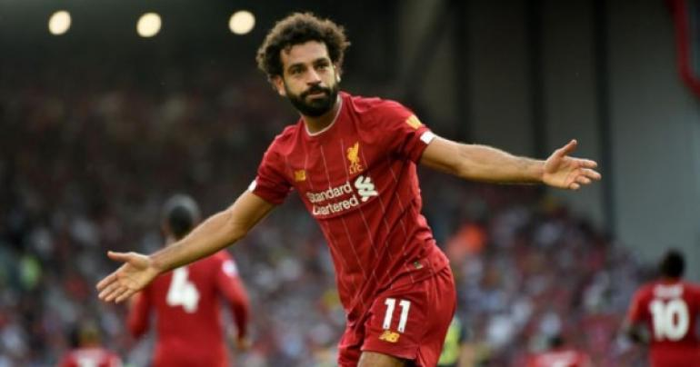 Football, Liverpool , Premier League, Salah brace puts Liverpool top in Premier League week 3, latest Football news, International sports news, International sports news