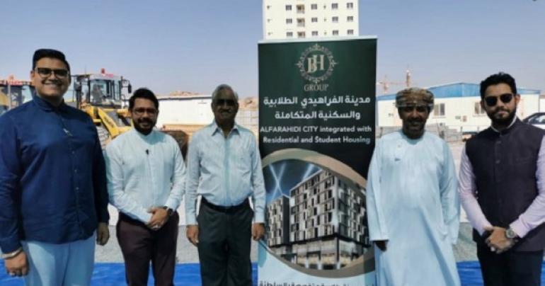 Unique Contracting wins bid to build Al Farihidi complex in Oman, Oman latest news, Muscat news, Oman Day